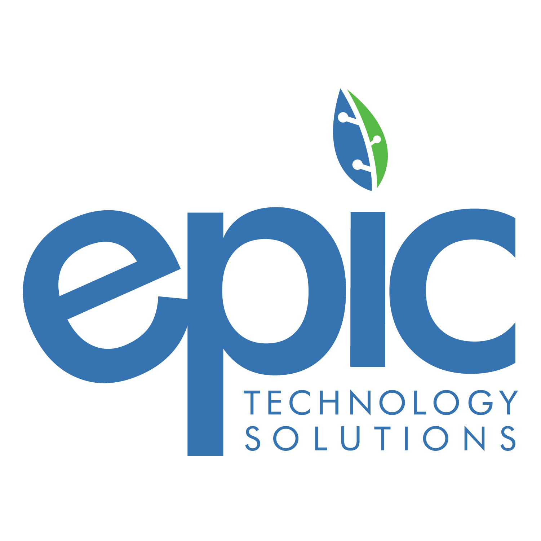Epic Leaf Logo Transparent Back